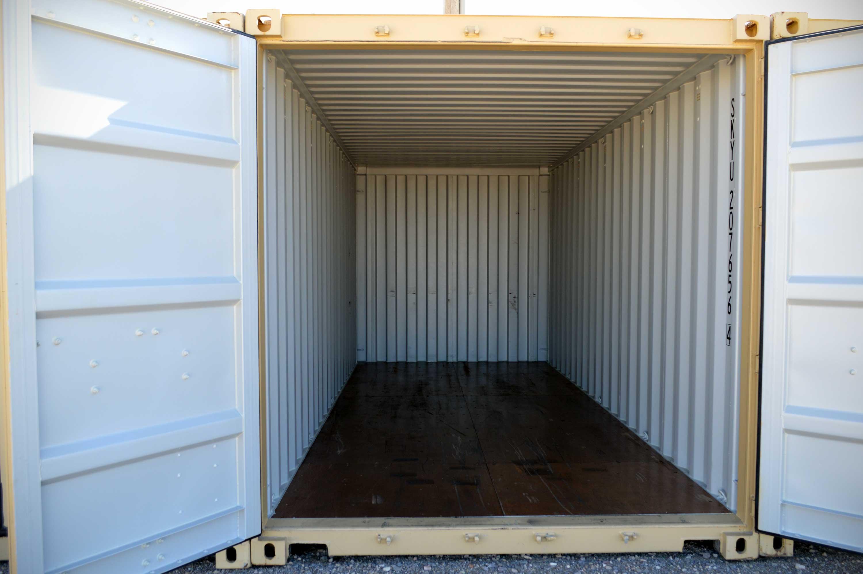 Clean & Secure Storage