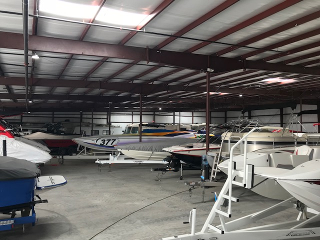 Boat storage Unity