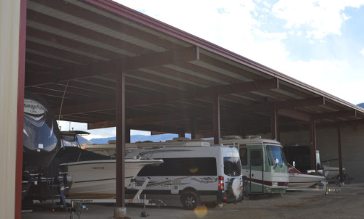 RV Covered Parking