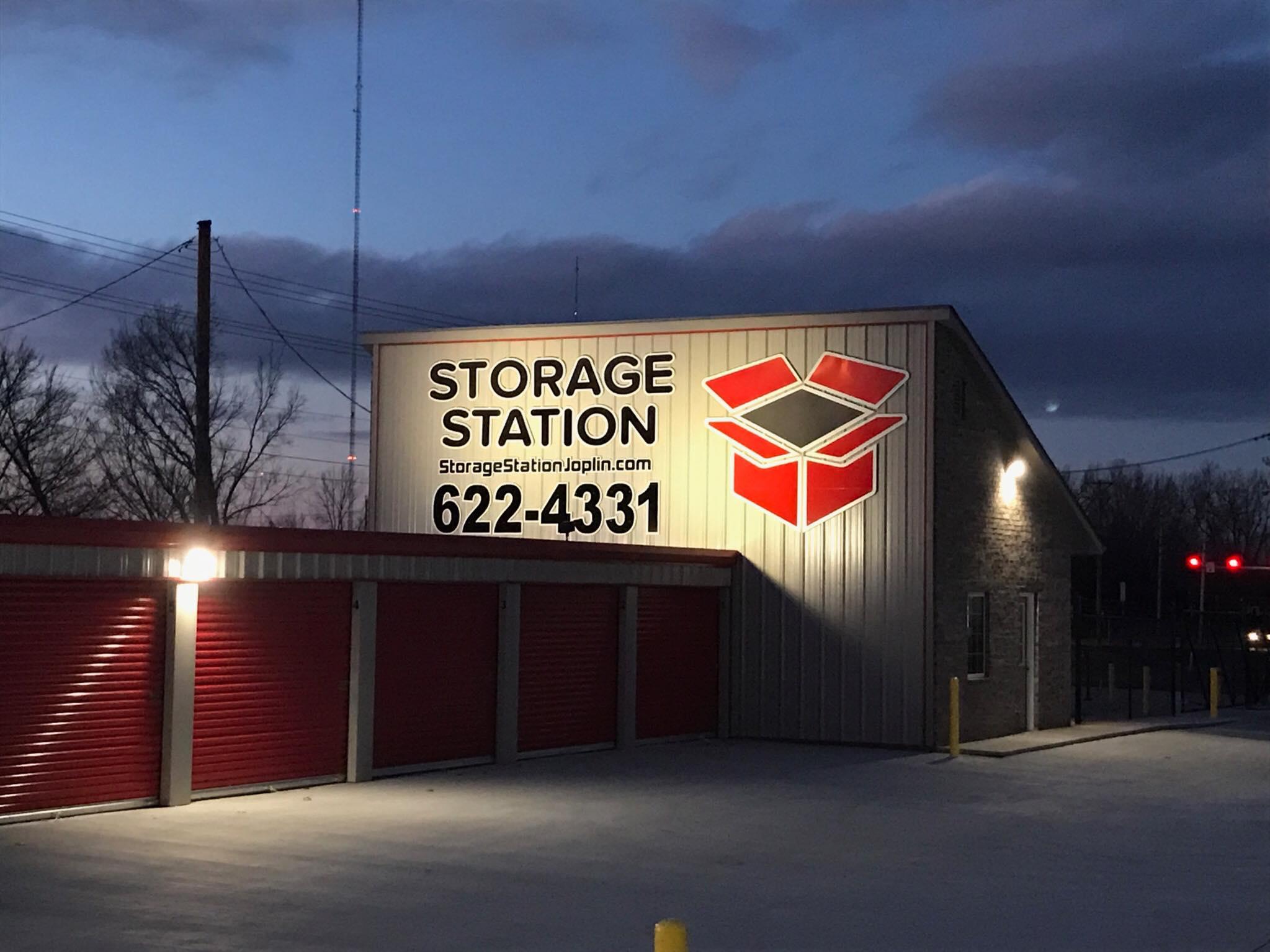 Storage Station