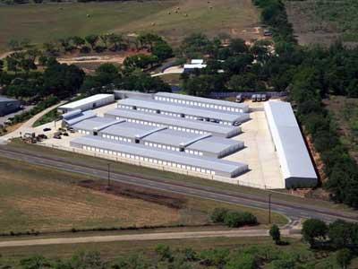 Fredericksburg, Texas self storage