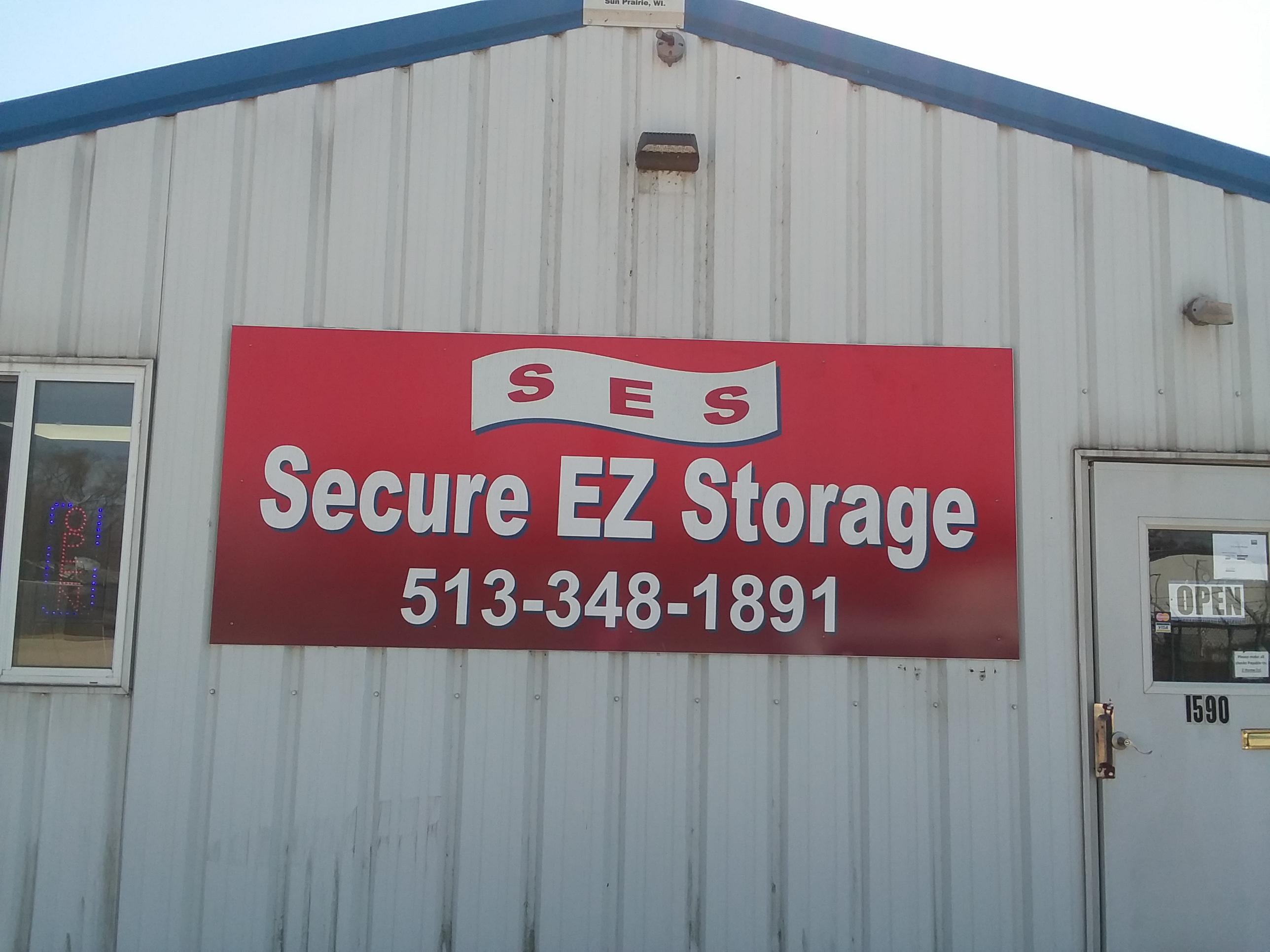 Secure EZ Storage