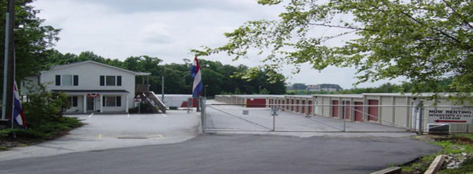 Interstate Self Storage building