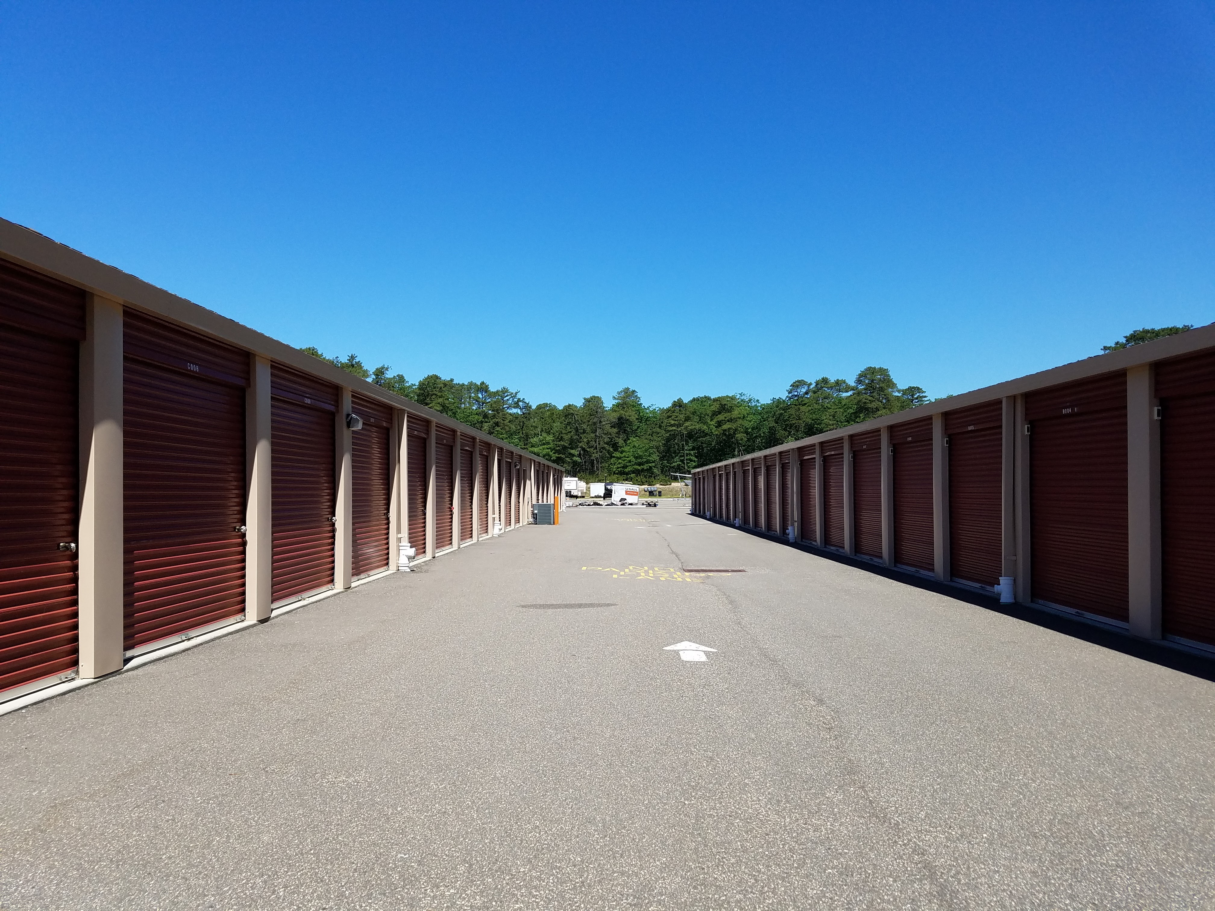 Clean and Secure Storage in Little Egg Harbor Township, NJ