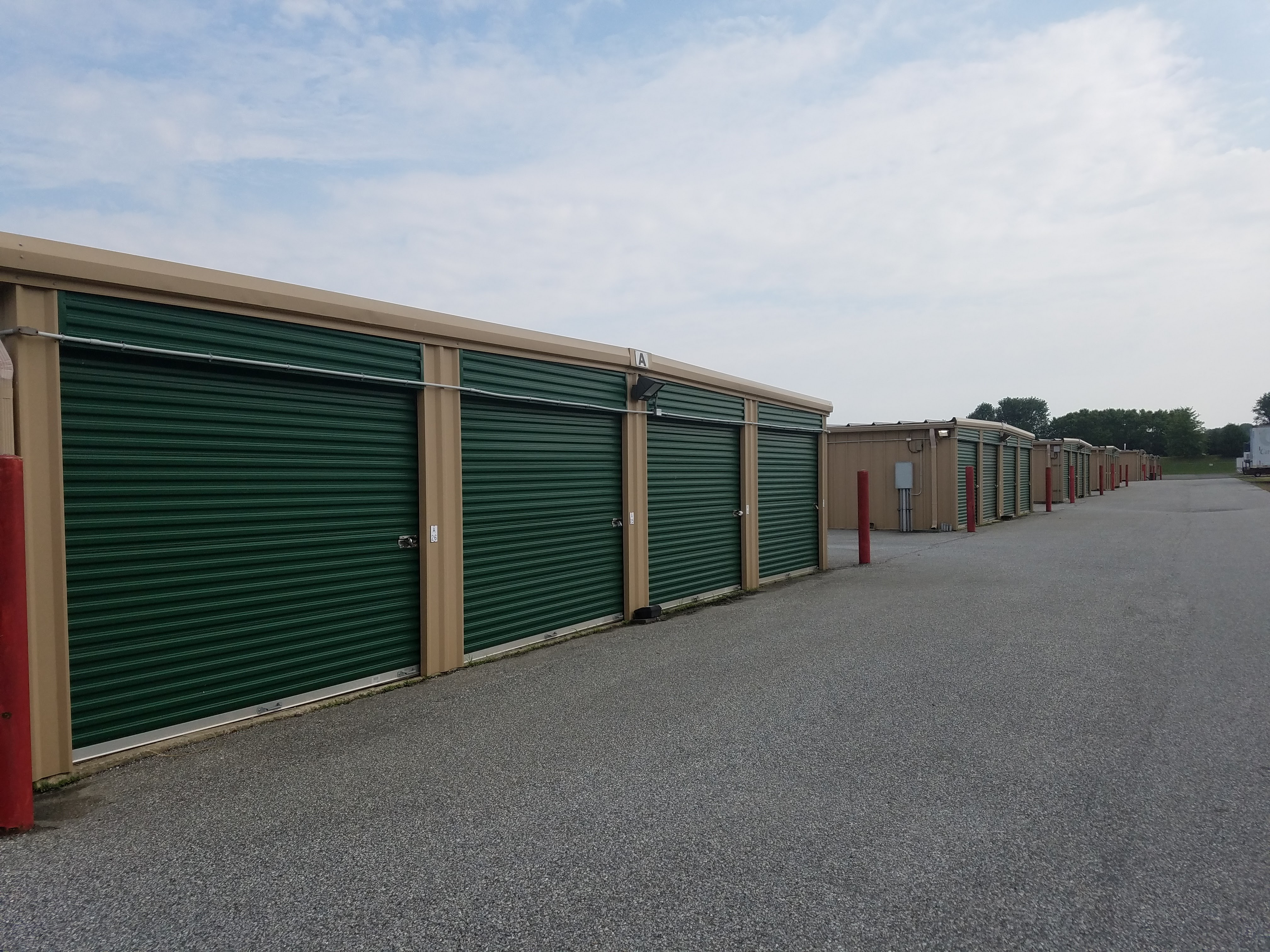 Self Storage in Mullica Hill, NJ
