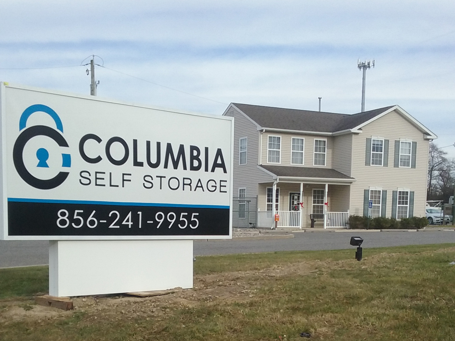 Columbia Self Storage - Mullica Hill