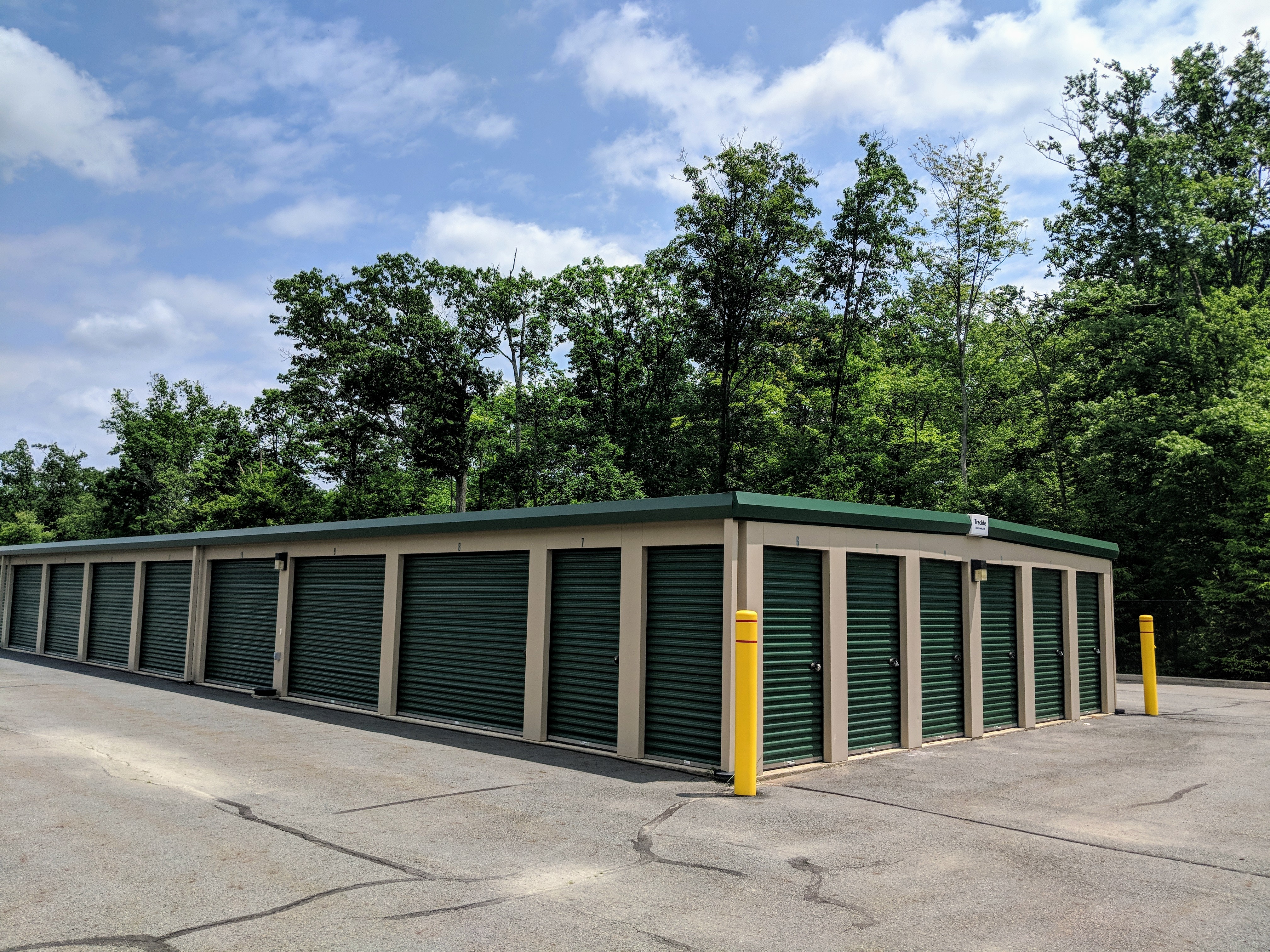 Gated and Secure Storage Units