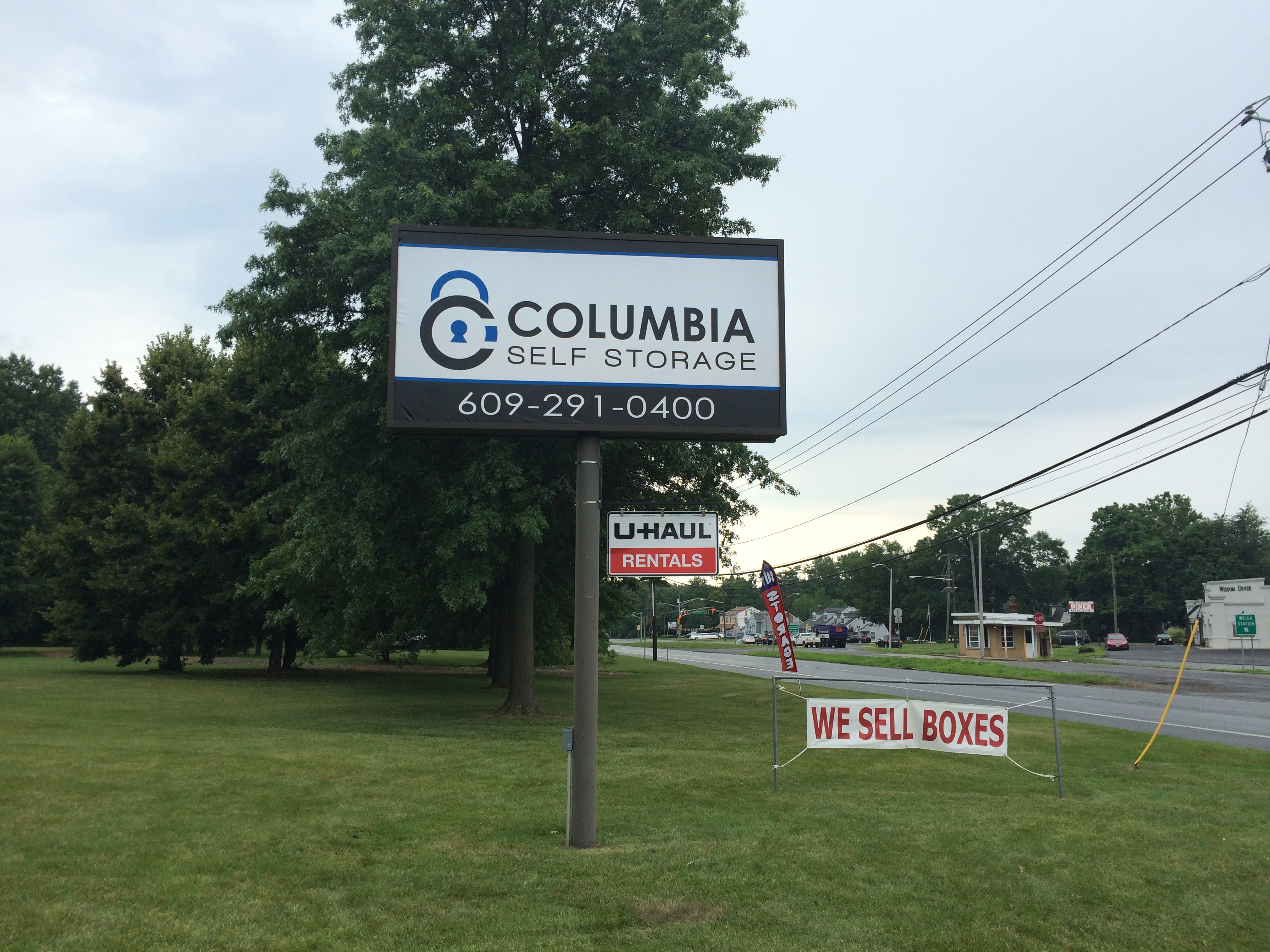 Columbia Self Storage - Bordentown