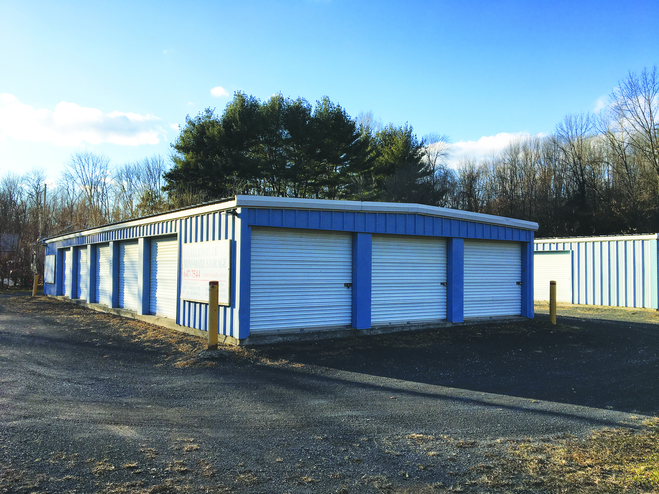 Columbia Self Storage - Wawarsing