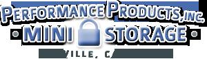Performance Products Mini Storage