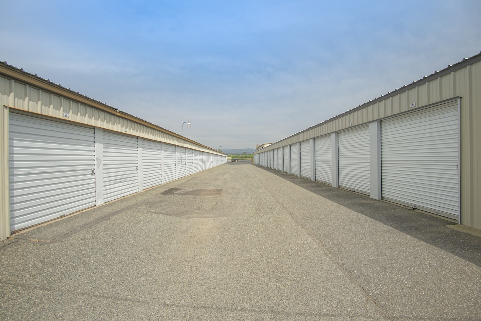 Self Storage Facility