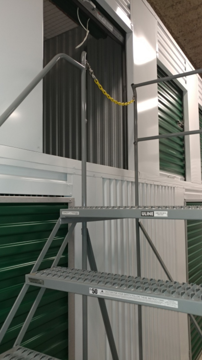 Easy to Access Indoor Storage in Odessa, TX