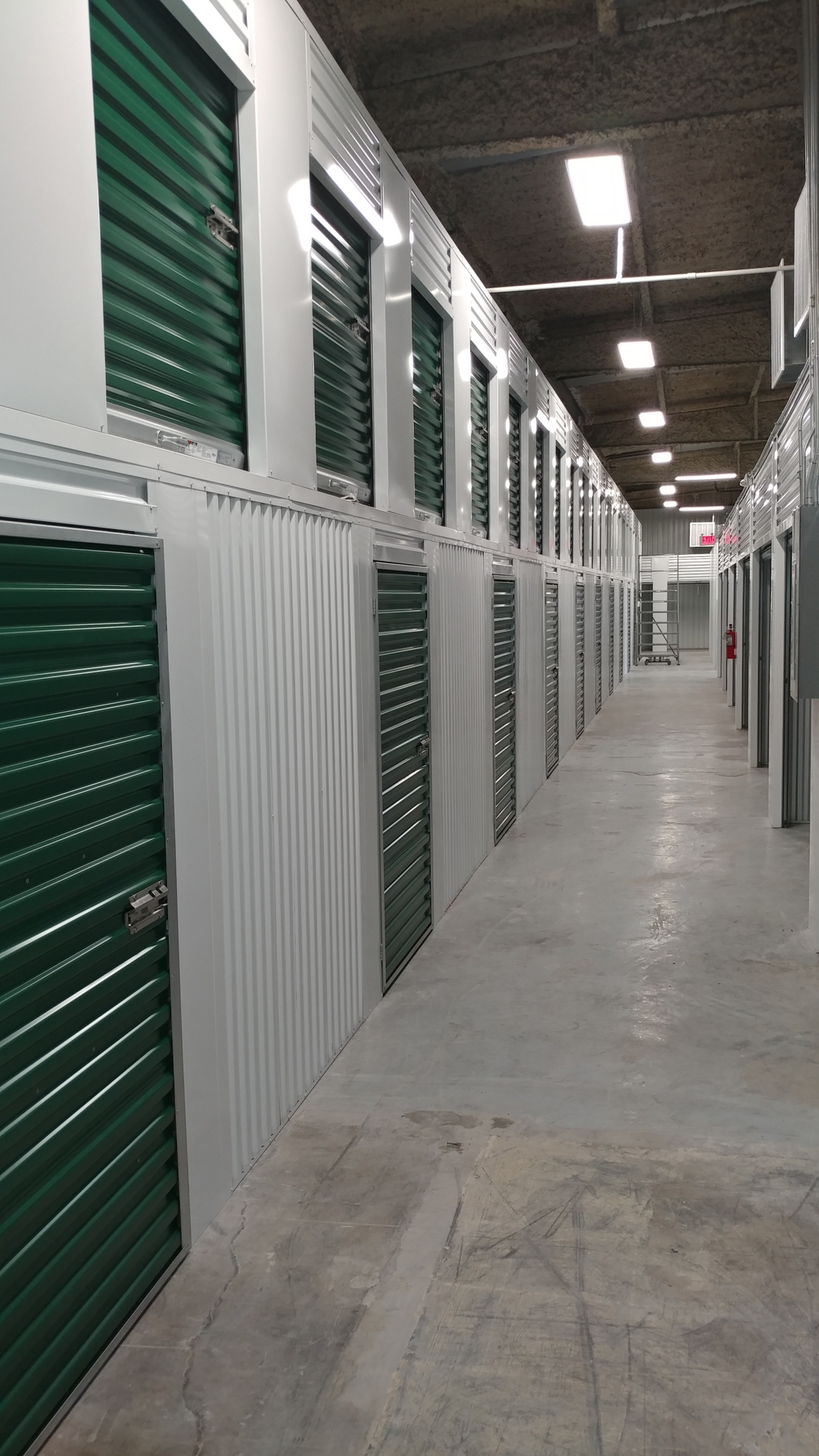 Indoor Climate Controlled Self Storage in Odessa, TX