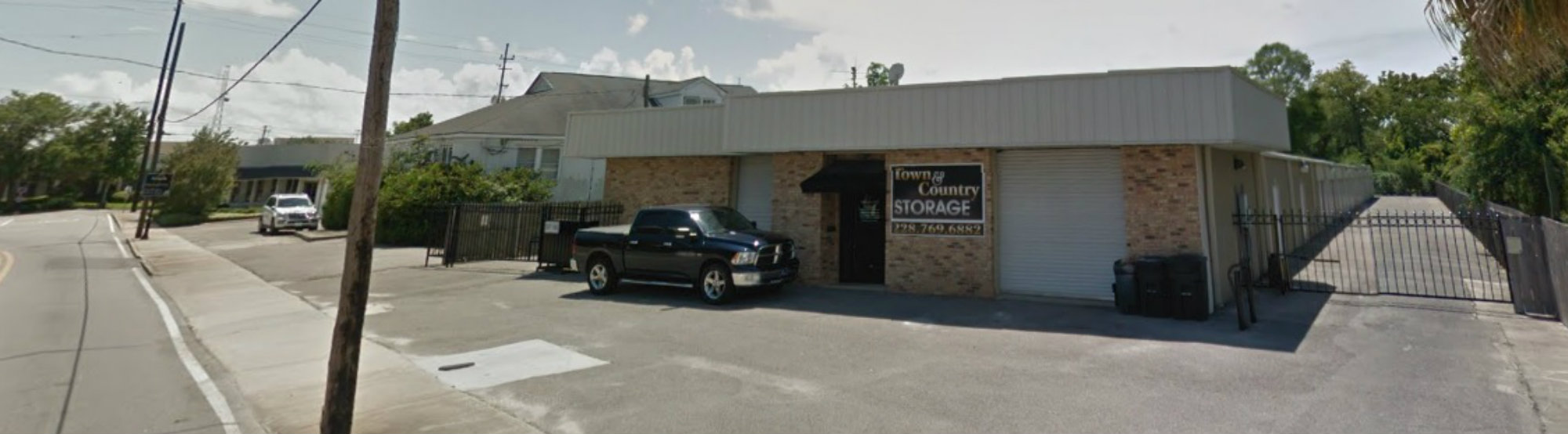 Storage in Pascagoula, MS