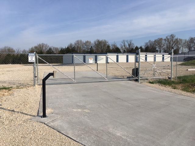 Superieur Jefferson City, MO Fenced U0026 Gated Units. Storage Units 65109