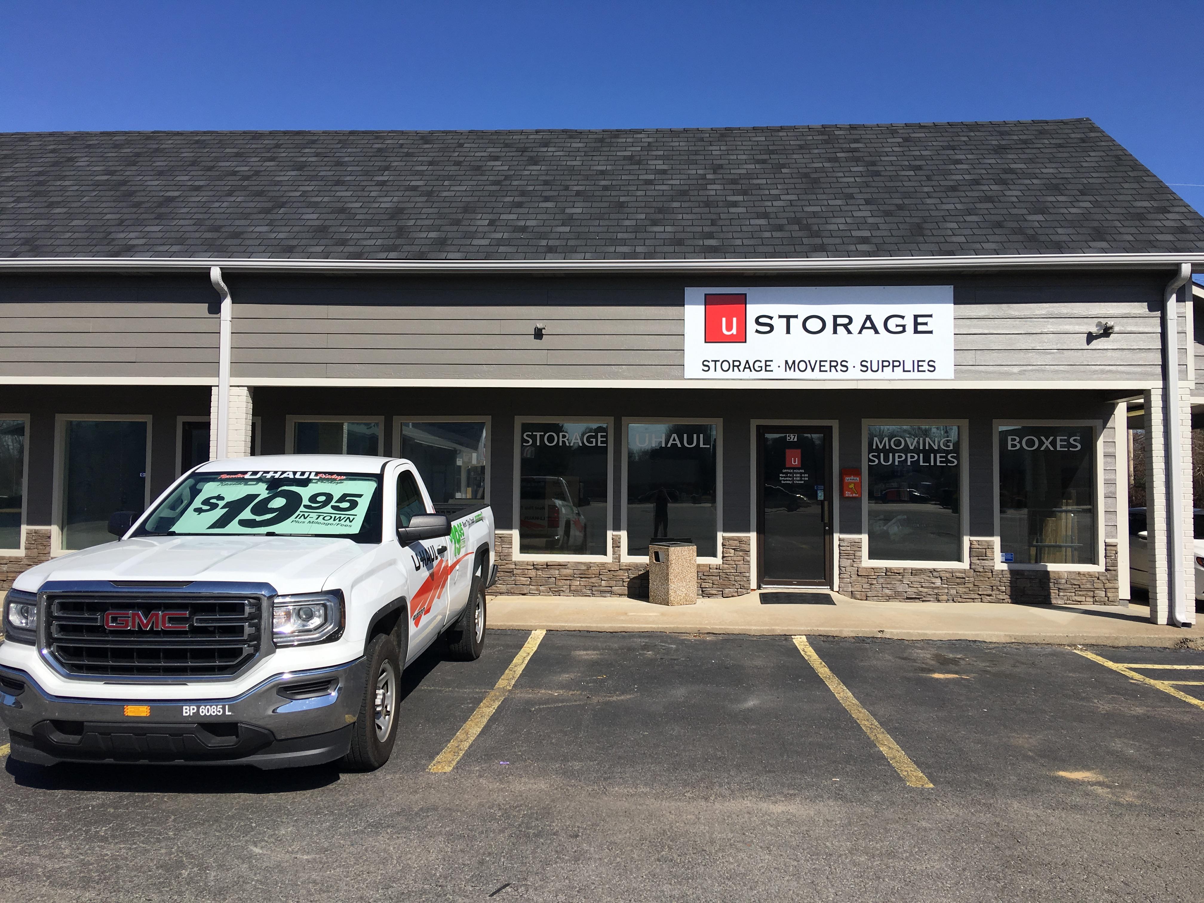 Conway U Storage