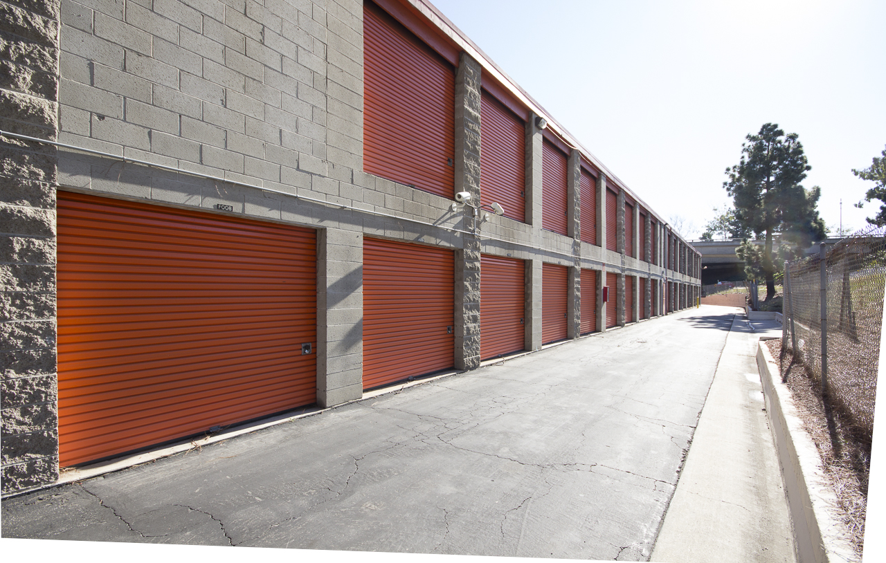 1st and 2nd Floor Self Storage