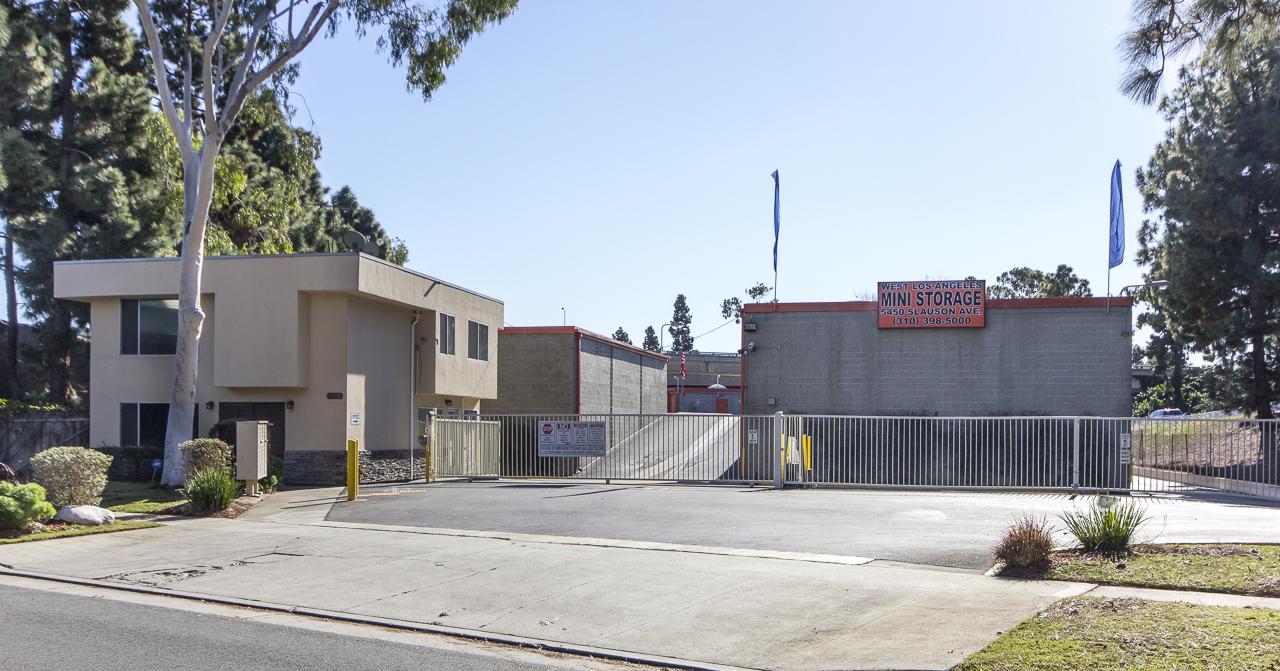 Self Storage in West LA