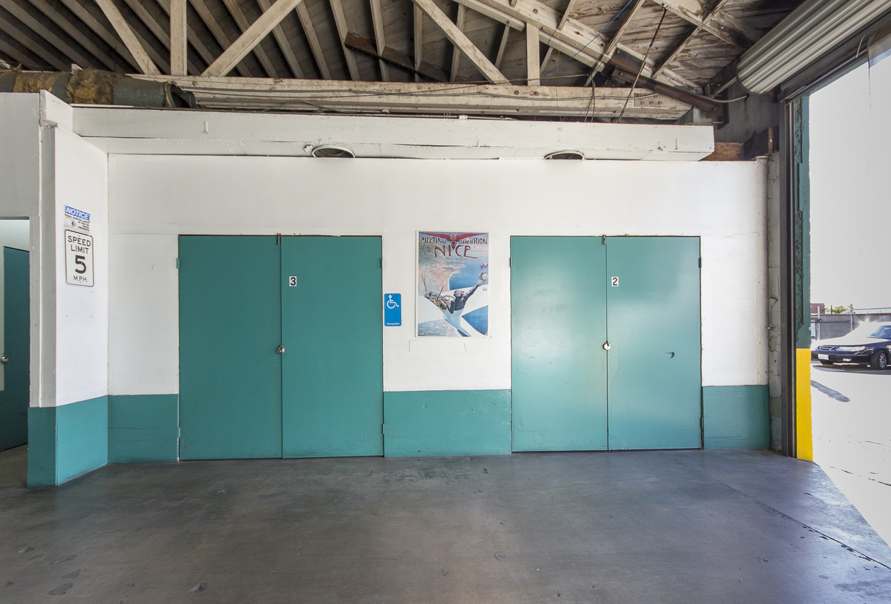 Elevator Access, self storage