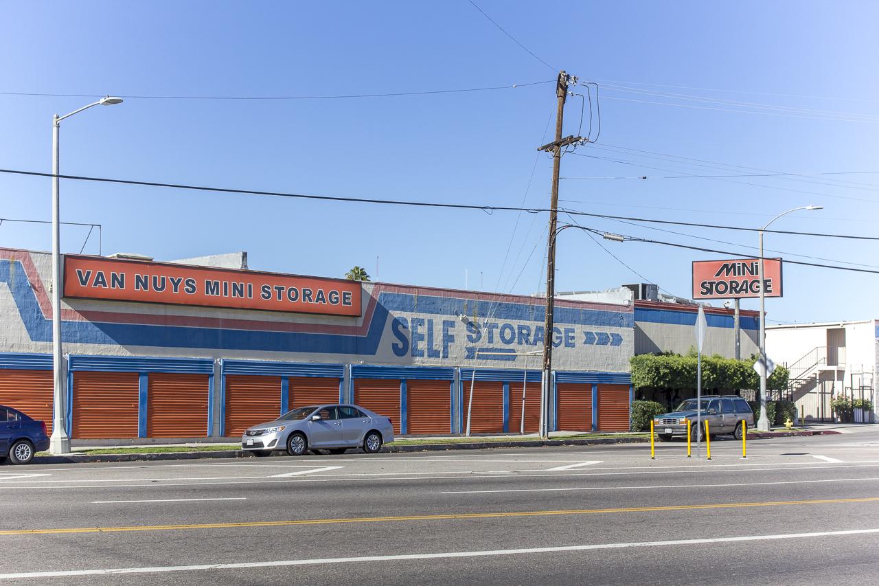Van Nuys Mini Storage, California Self Storage