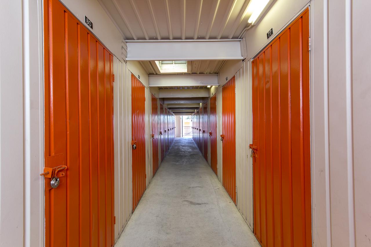 Interior MiniStorage Self Storage