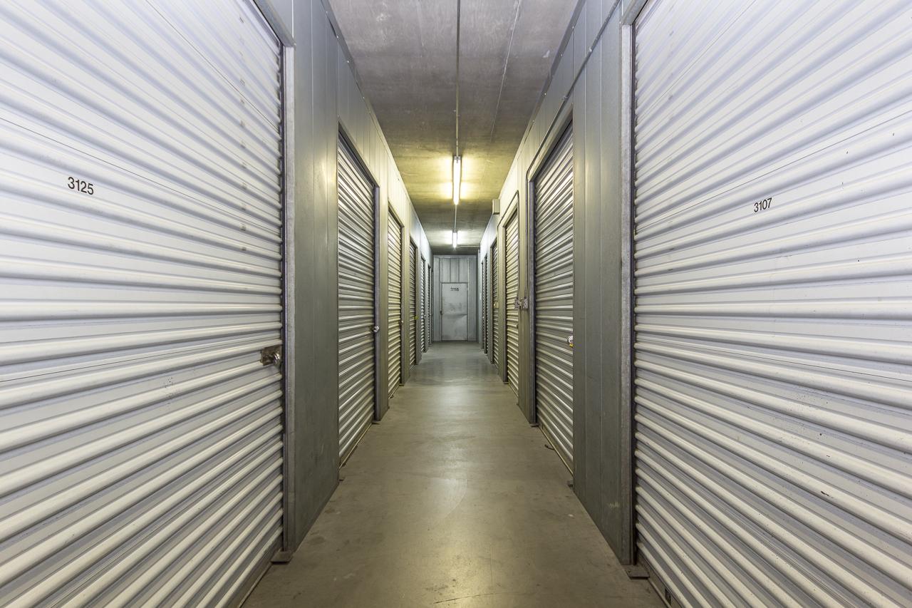 Interior Self Storage