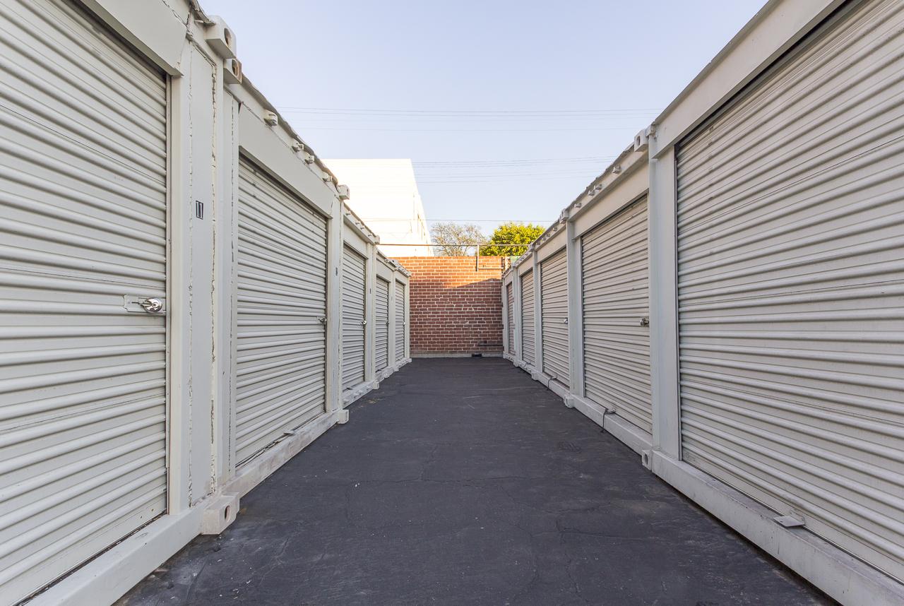 Ground Floor Self storage