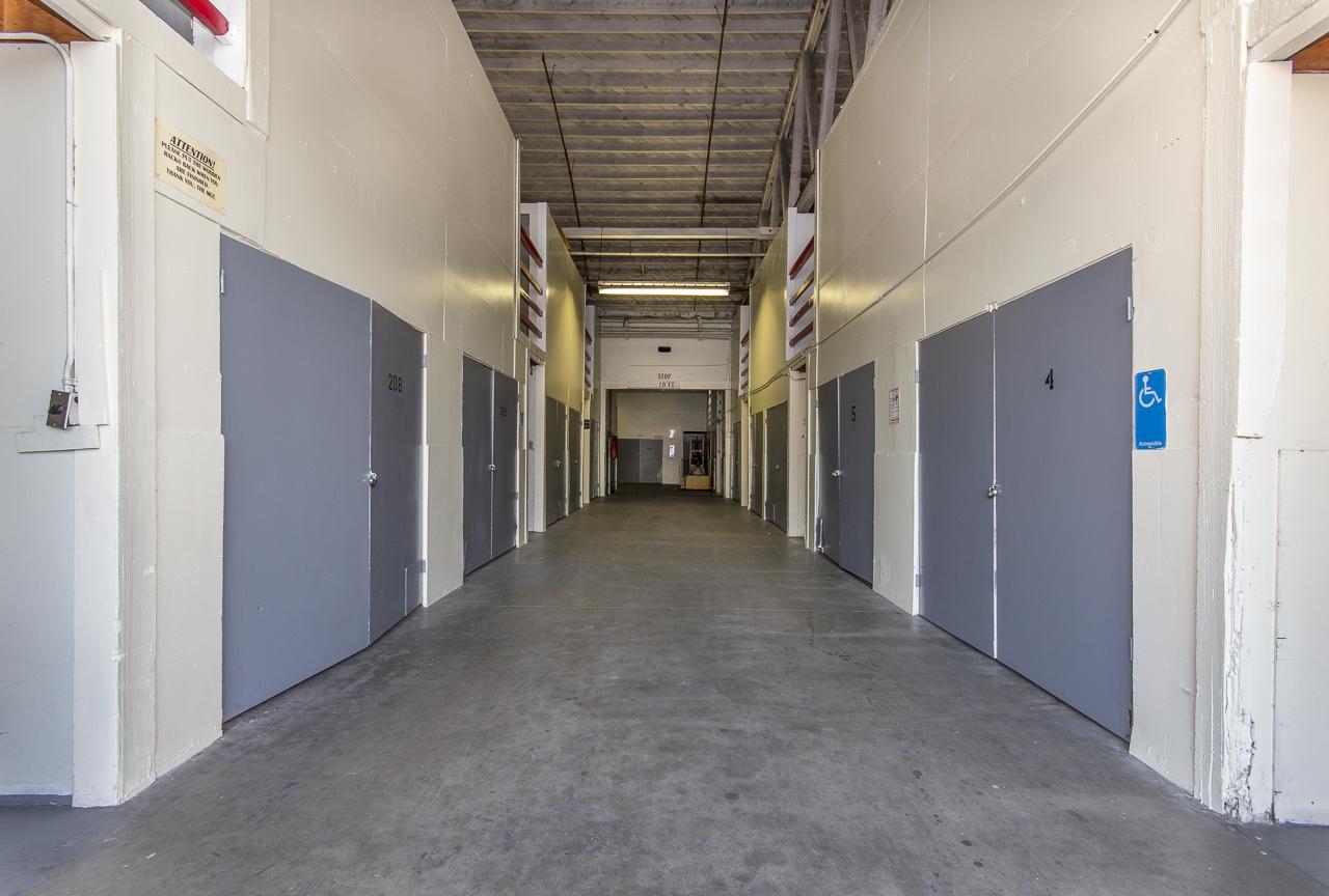 Interior Self Storage, Pasadena