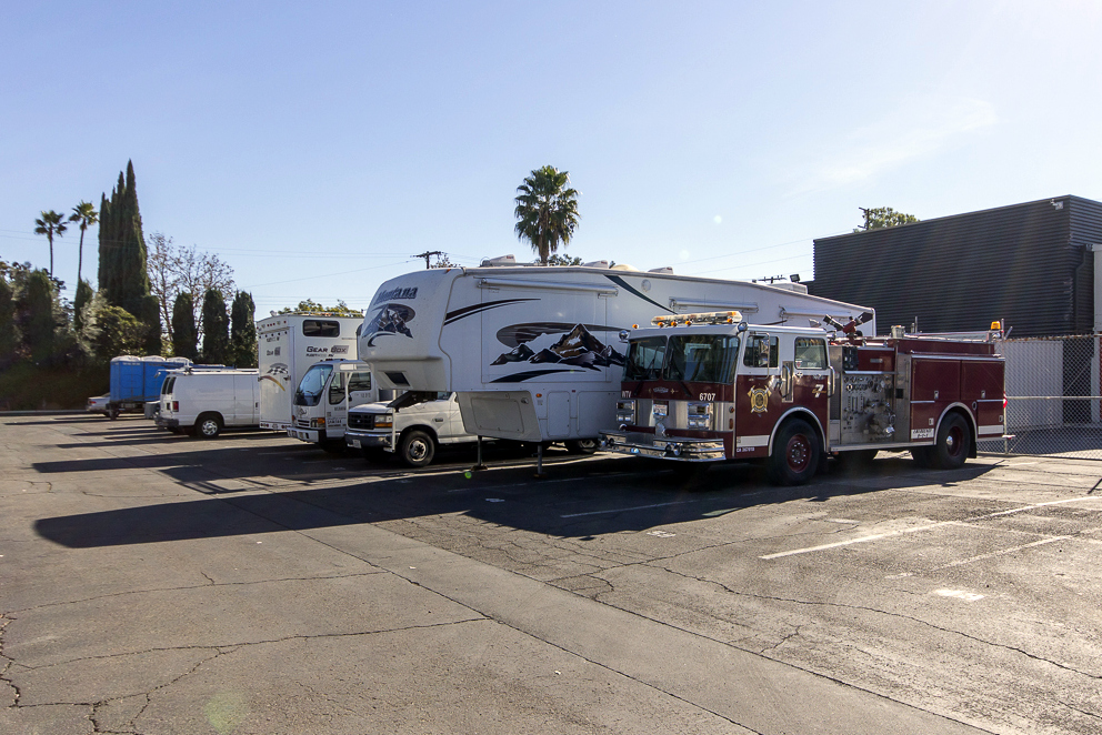 RV and Boat Parking, Mini Storage