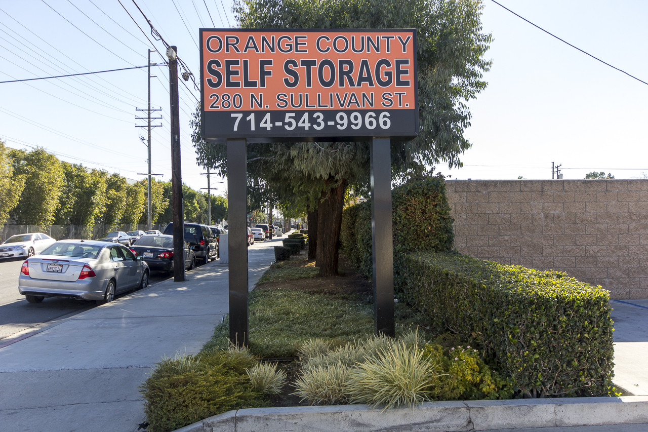 Orange County Mini Storage Main office