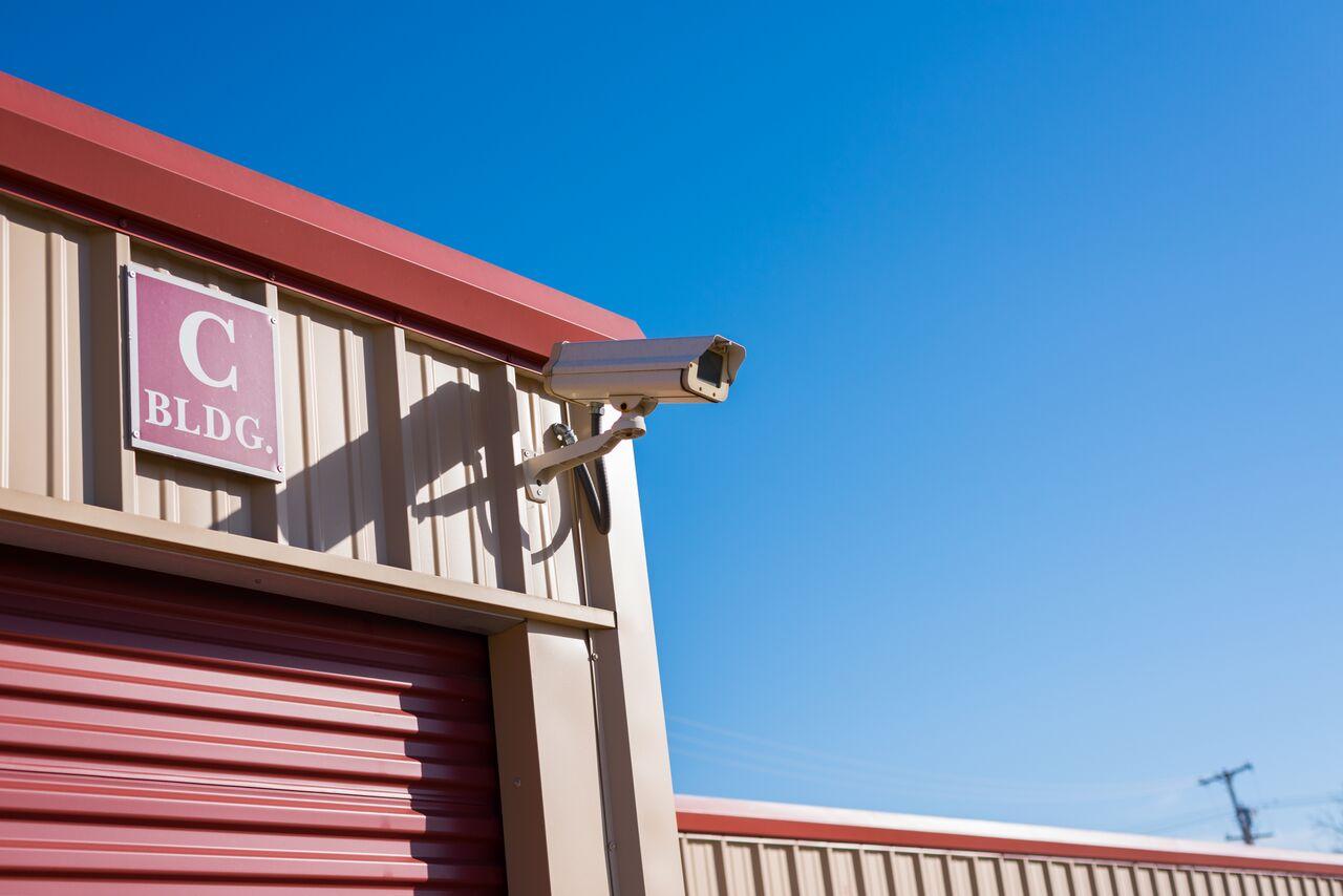 Safe & Secure Cameras