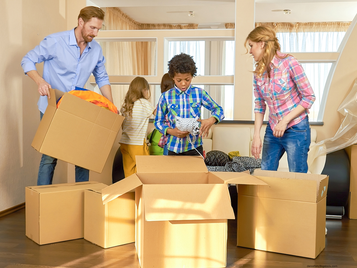 The Do-NOT-Pack Checklist: What You'll Need Most On Moving Day!