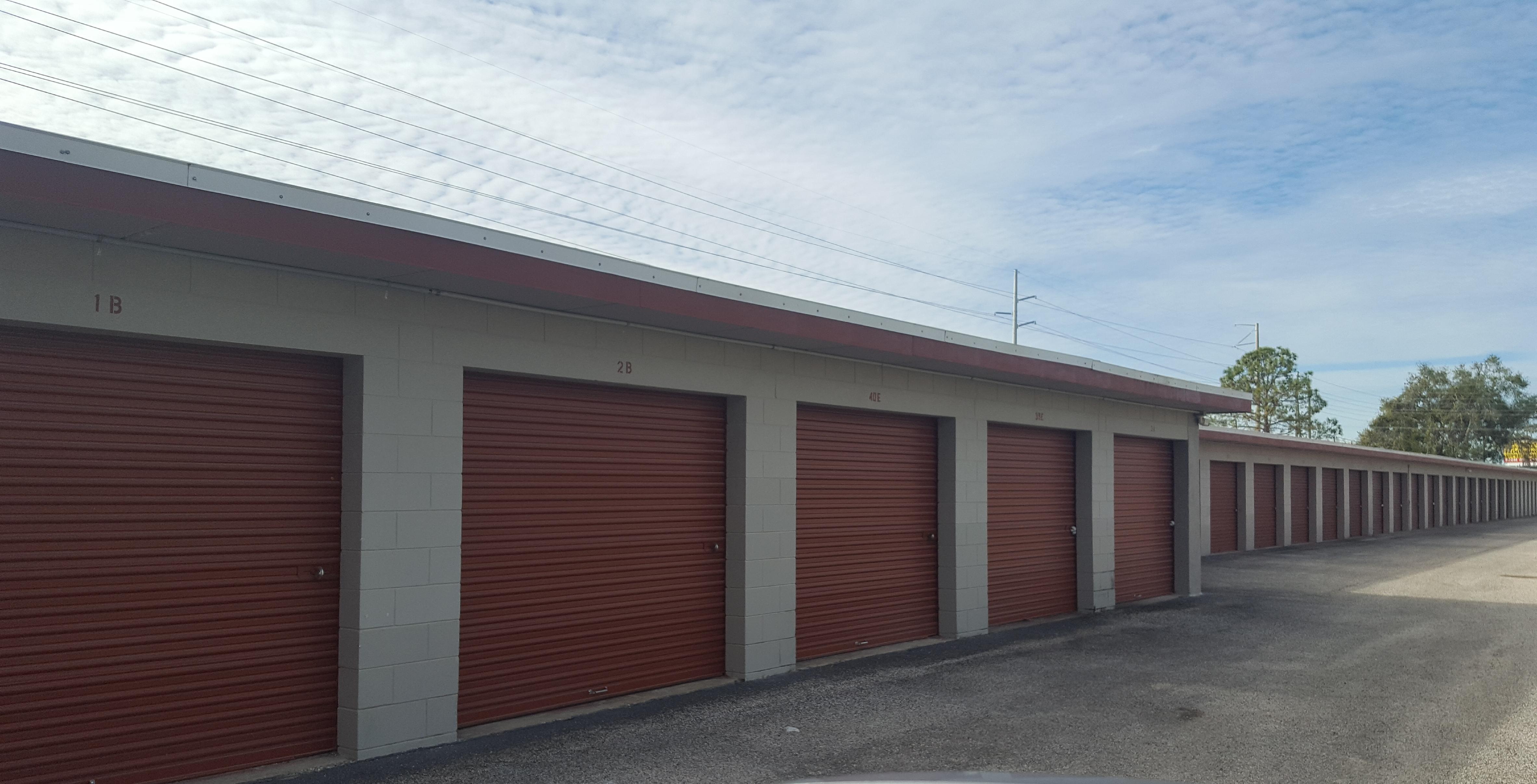 Self storage units in leesburg florida dandk organizer for Garage door repair in kissimmee fl